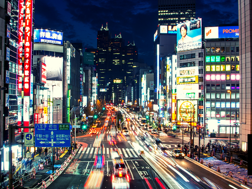 JAPAN NO LONGER IN RECESSION AS GDP GROWS 5% IN 3RD QUARTER