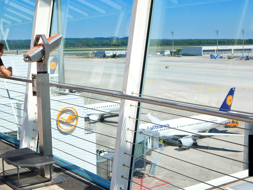 German Air Travel Still Down But Itching To Achieve Gains