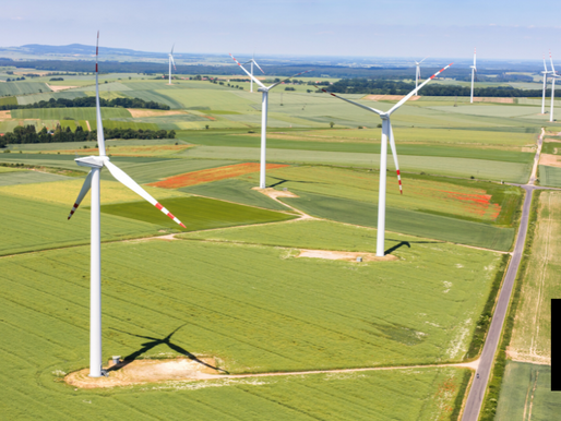 POLAND SETS TWO WIND FARMS