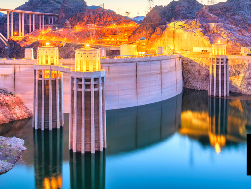 U.S. WEST PREPARES FOR 1ST WATER SHORTAGE DECLARATION