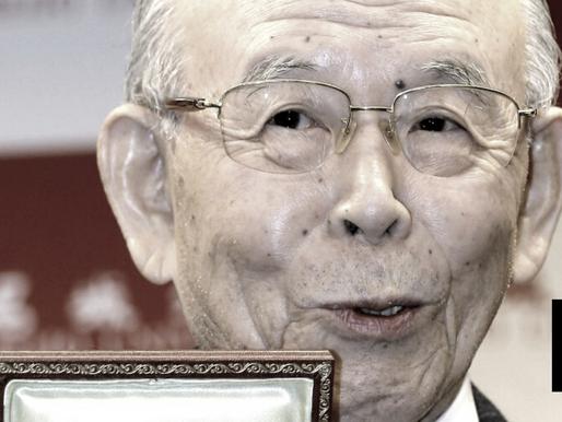 JAPANESE NOBEL LAUREATE, LED INVENTOR, DIES AT 92