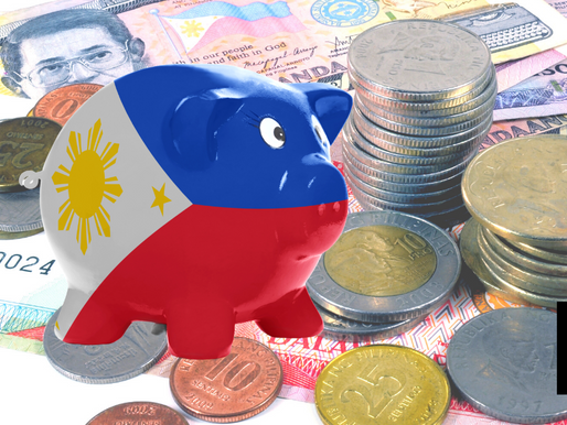 PHILIPPINES ONE OF TOP FIVE COUNTRIES WITH UNBANKED POPULATION