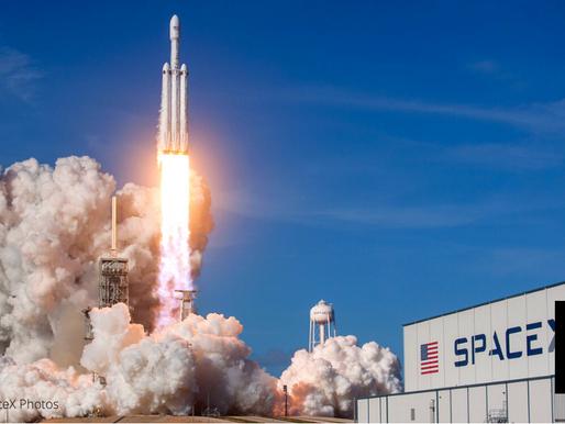 MUSK BEATS BEZOS, WINS $2.9B NASA LUNAR LANDER DEAL