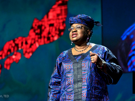 NIGERIAN WOMAN ECONOMIST FIRST AFRICAN TO HEAD WTO