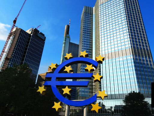 ECB Sets 2% Inflation Target For European Economies