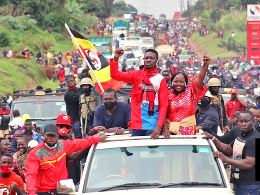 DEATH TOLL IN UGANDA PROTESTS OVER BOBI WINE'S ARREST RISES TO 16