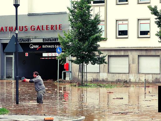 German Gov't Approves Multi-Billion Euro Fund Relief
