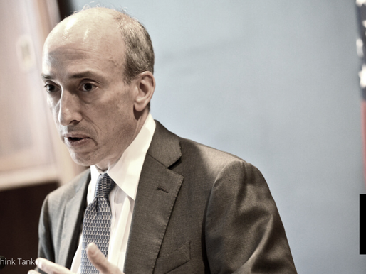 GARY GENSLER TAKES OVER AS U.S. SEC CHIEF