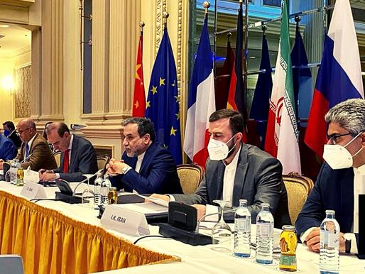 PARTIES TO IRAN NUKE DEAL MEET IN VIENNA—EU