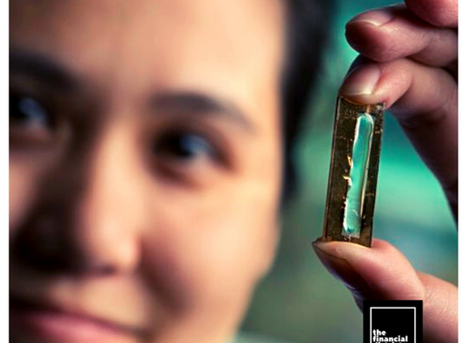 SCIENTIST CREATES 'EVERLASTING' BATTERY BY ACCIDENT