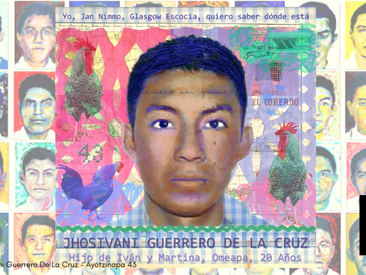 EXPERTS IDENTIFY REMAINS OF MEXICAN STUDENT MISSING FOR 7 YEARS