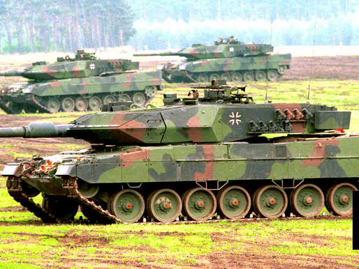 GERMAN ARMS EXPORTS DOWN BY 27% IN 2020