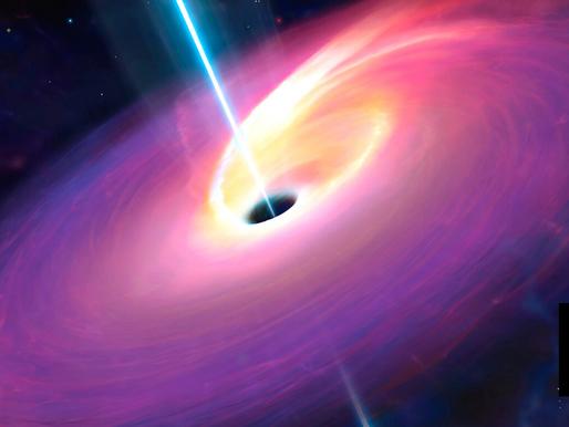 British Scientists Confirm Black Holes Exert Tiny Bits Of Pressure
