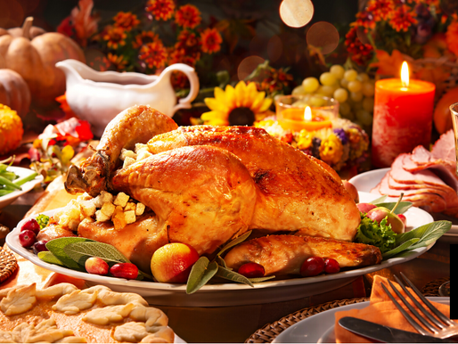 CDC URGES AMERICANS TO AVOID THANKSGIVING TRAVEL