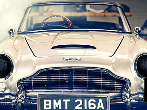 $124,000 Kid-Sized James Bond Car Arrives Ahead