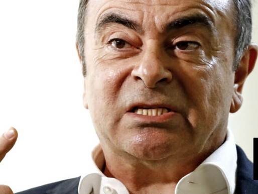 2 AMERICANS WHO HELPED GHOSN ESCAPE PLEAD GUILTY