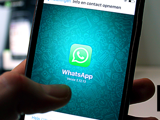 WHATSAPP LAUNCHES AD CAMPAIGN TOUTING ENCRYPTION