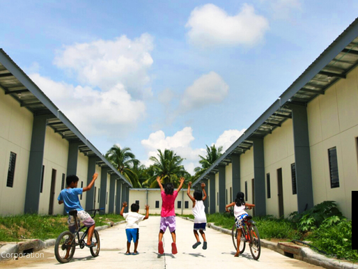 SMC SETS SUSTAINABLE COMMUNITY IN SARIAYA