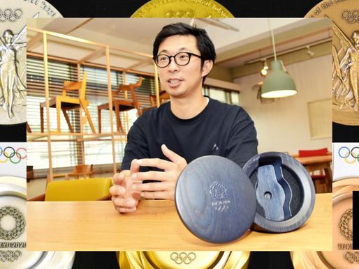 Small Hokkaido Furniture Firm Behind Creation Of Olympic Medal Cases