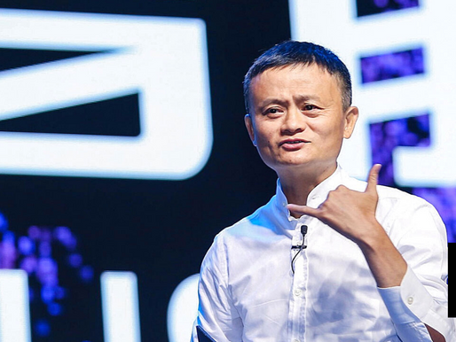 ANT GROUP CONTEMPLATES WAYS FOR JACK MA TO YIELD CONTROL