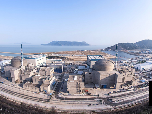HK WATCHING CHINA NUKE POWER PLANT AFTER LEAK IS REPORTED