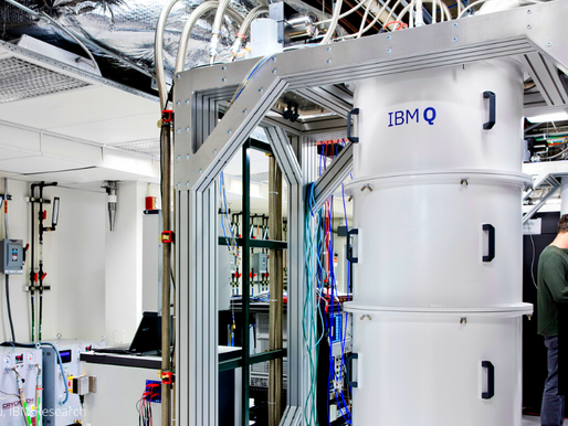 IBM SHARES JUMP AS FIRM SCORES BIGGEST REVENUE GROWTH SINCE 2018