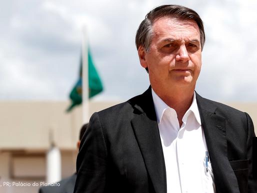 BOLSONARO BLASTED AS BRAZIL COVID DEATH TOLL BREACHES 500,000