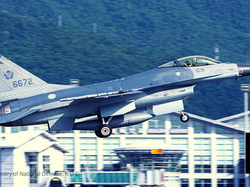 TAIWAN CONDEMNS RUMORS ABOUT F-16 PILOT'S 'DEFECTION' TO CHINA
