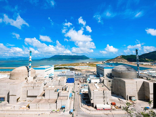 FRENCH FIRM WORRIED ABOUT INERT GASES BUILD-UP IN CHINA NUKE PLANT