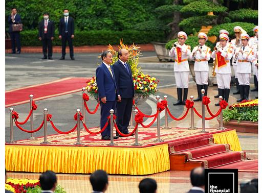 JAPAN, VIETNAM RENEW ECONOMIC COOPERATION
