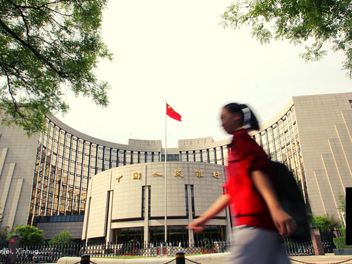 China's Central Bank Offers Banks More Funds For Lending To Indebted Firms