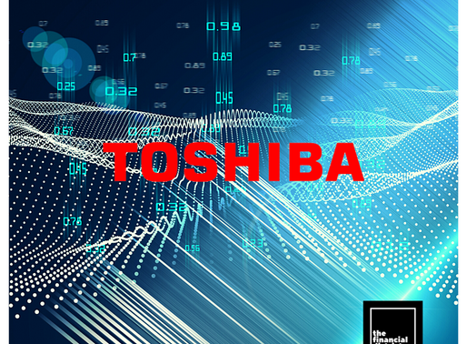 TOSHIBA TARGETS $3B REVENUE IN QUANTUM CRYPTOGRAPHY
