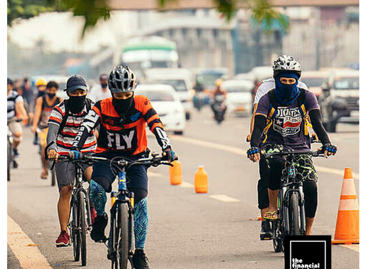 DOLE LAUNCHES FREE BIKE PROJECT