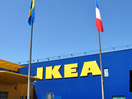 IKEA FINED $1.2M FOR SPYING ON ITS FRENCH EMPLOYEES