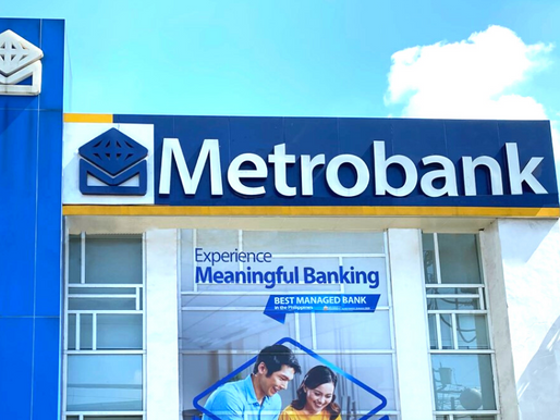 Metrobank Income Up By 28%