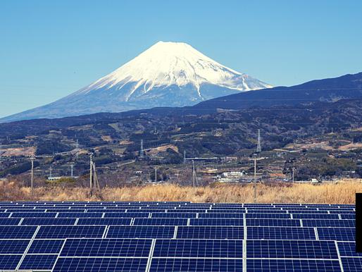 JAPAN SEEKS CARBON NEUTRALITY