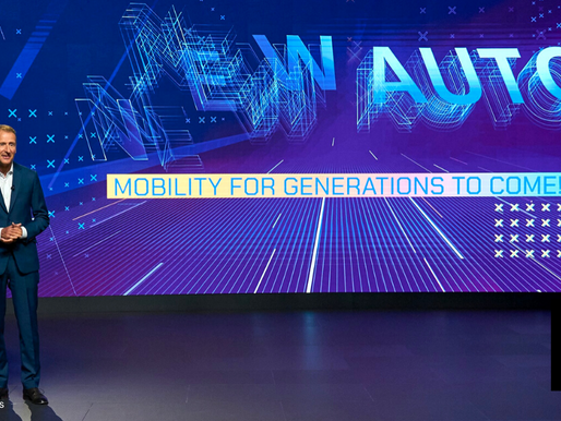 VW Chief: Data Key Issue For Future Of Self-Driving Cars