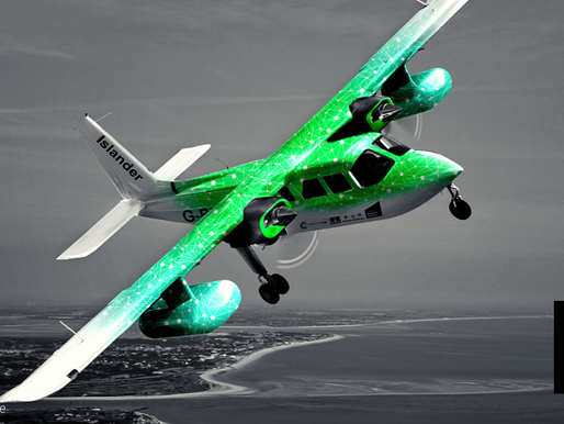 WORLD'S FIRST HYDROGEN FUEL CELL TECH POWERED GREEN PASSENGER AIRLINE TO TAKE FLIGHT