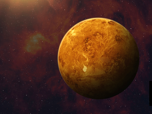 Unable To Form Oceans, Venus Became A Wasteland: Scientists