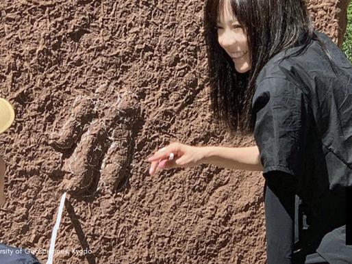 China's Dinosaur Footprint Fossil Named After Doraemon's 'Nobita'