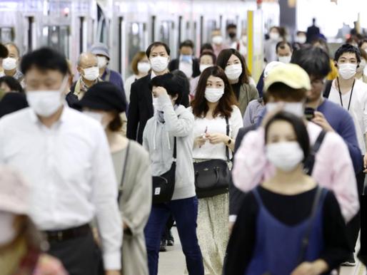 TOKYO CORONAVIRUS CASES IN EXPLOSIVE SPREAD