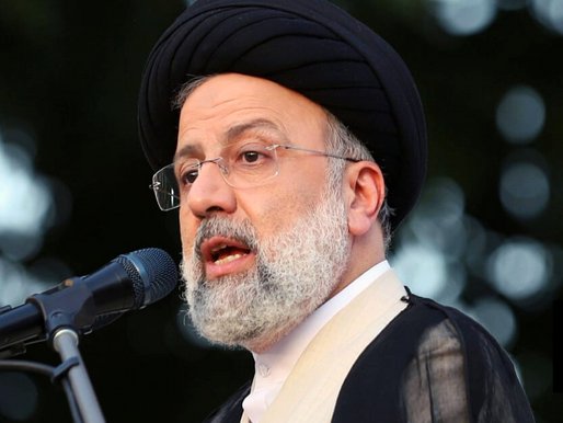 HARDLINER 'WINS' IRAN PRESIDENCY AFTER RIVALS ARE DISQUALIFIED