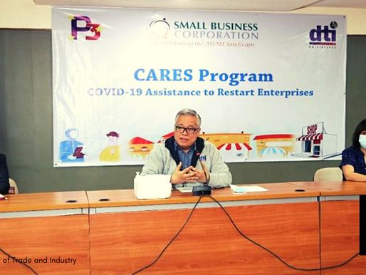DTI Agency To Lend Small Firms For 13th Month Pay