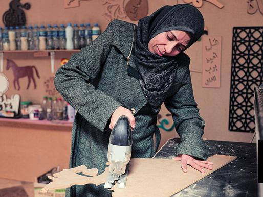 EBRD STRENGTHENS MSMEs IN GAZA