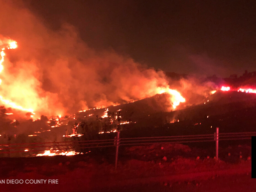 EU Group Claims California Wildfires Released 75M Tons Of CO2