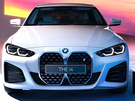 BMW NOTCHES HUGE PROFIT FOR 1ST QUARTER OF 2021