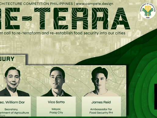 DA SETS AGRI-DESIGN COMPETITION FOR ARCHITECTS