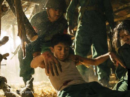 TOKYO FILMFEST SHOWCASES MYANMAR CHILD SOLDIERS