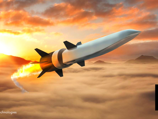 DARPA Hypersonic Cruise Missile Prototype Succeeds In Test