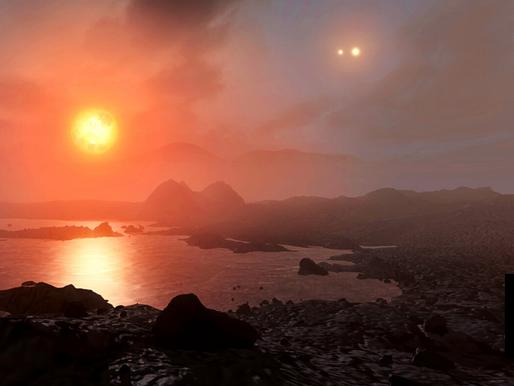SCIENTISTS AGOG OVER RADIO SIGNAL FROM NEARBY STAR PROXIMA CENTAURI